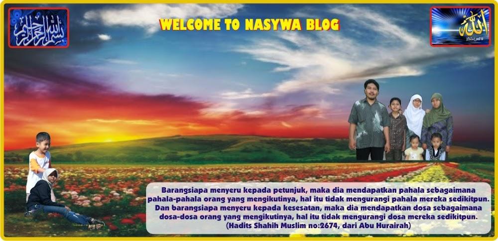 Nasywa Blog
