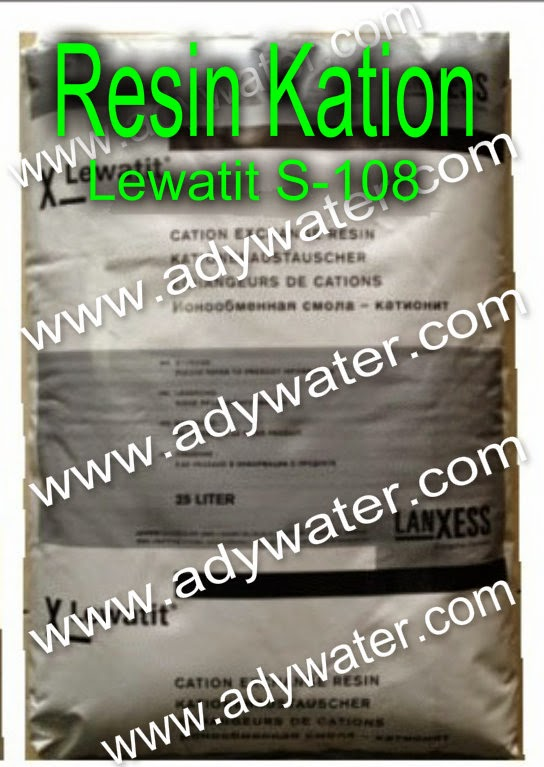 Jual Resin Kation | Resin Lewatit S-108