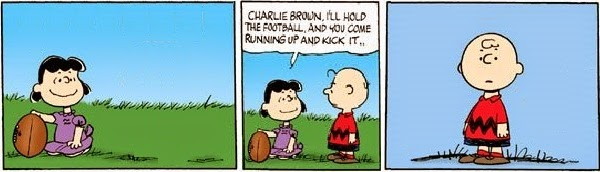 Lucy & Charlie Brown, Annual Innings.
