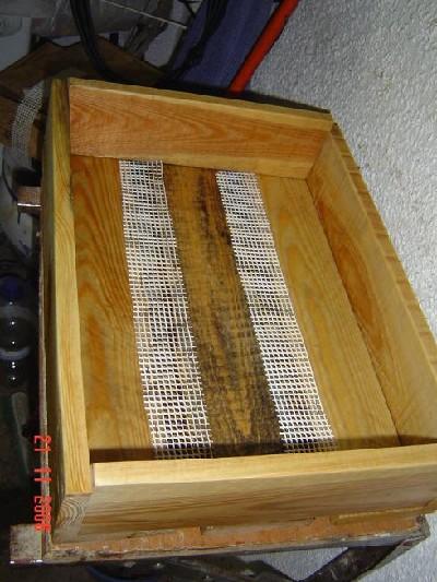 Elaboracion de una maceta de madera - Maceta de madera ...