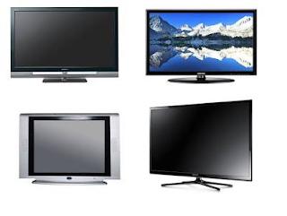 Perbedaan Layar TV CRT, LCD, LED dan Plasma