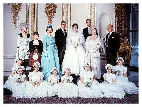 The Art Of Royalty Princess Margaret S Wedding To Anthony