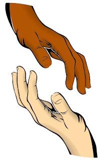 handshake hands clipart