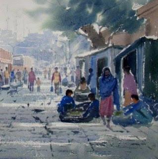 Спонтанная энергия. Jiaur Rahman