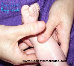 MASAJE INFANTIL:E. certificación AEMI. - YOGA POSPARTO CON BEBÉS