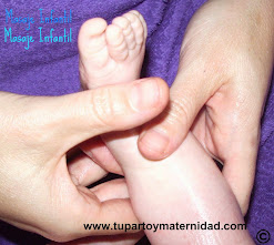 MASAJE INFANTIL.Educadora certificada por AEMI