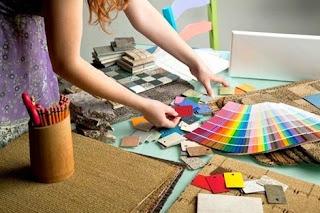 Diseñador de interiores, decoración profesional