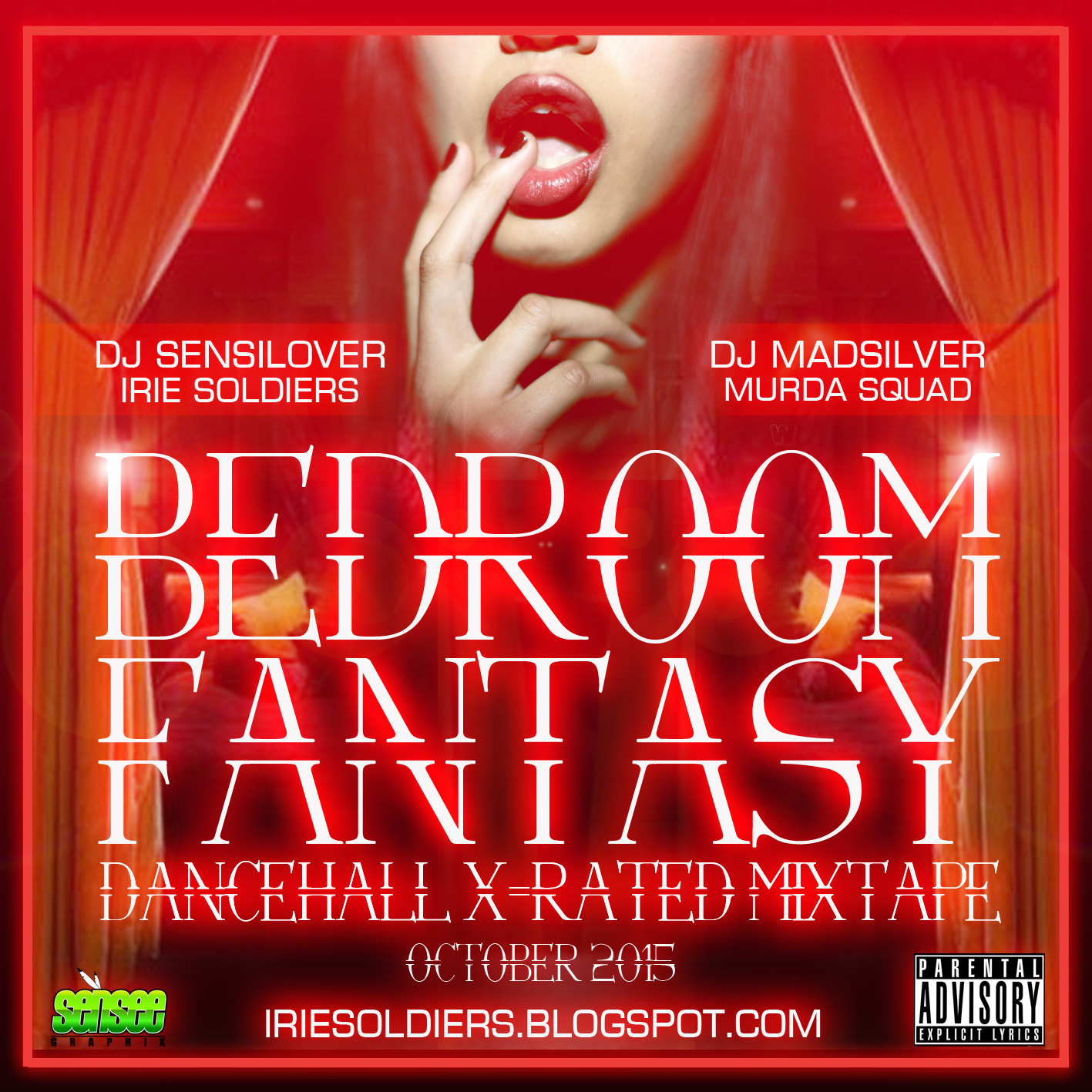 Irie soldiers dancehall reggae mixtapes for Bedroom r b mixtape