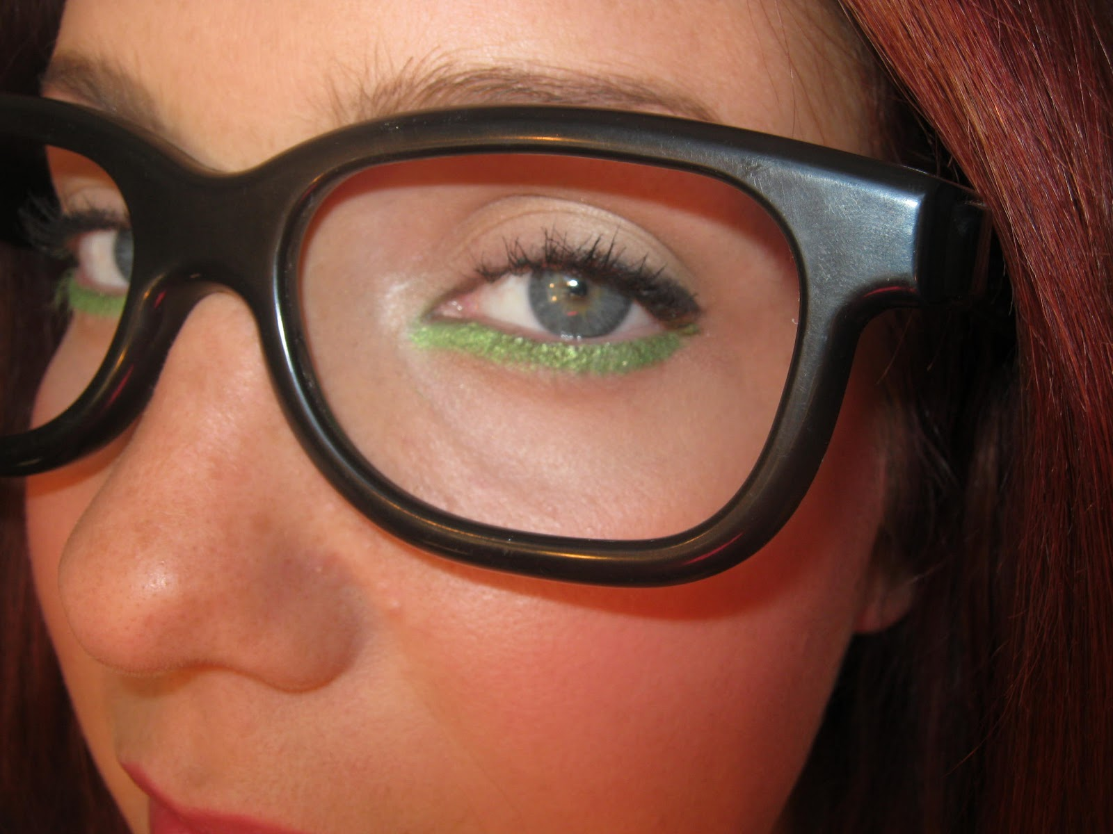 Jade Madden: Makeup for Glasses! Make your eyes the focus ...