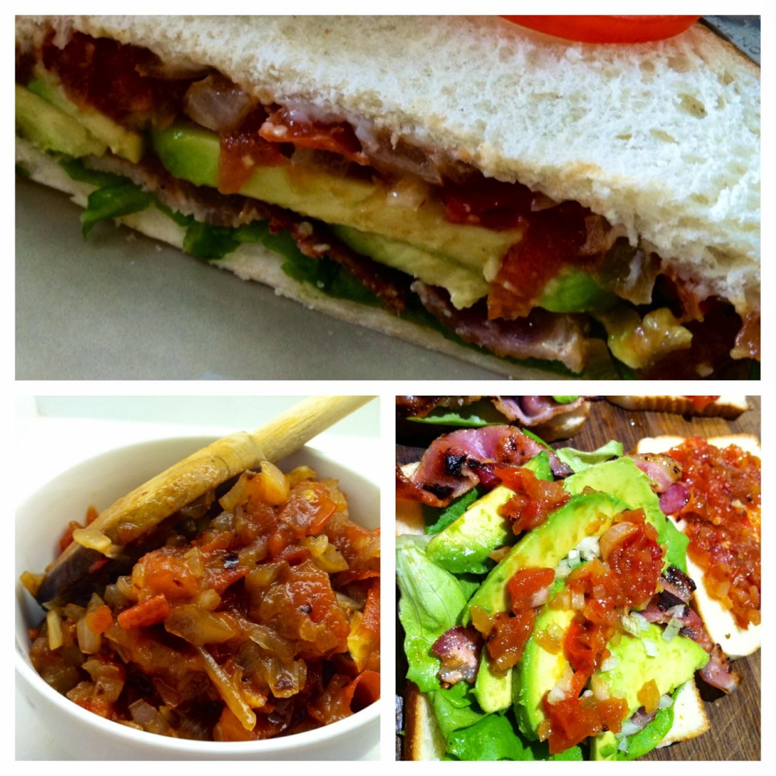 Tomato Bacon Chutney Recipe — Dishmaps