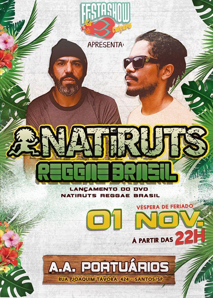 Show em Santos