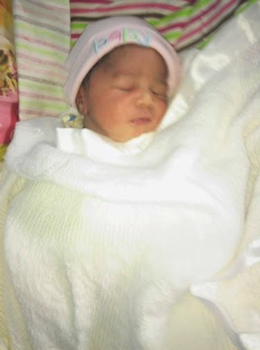 oby edozie gives birth