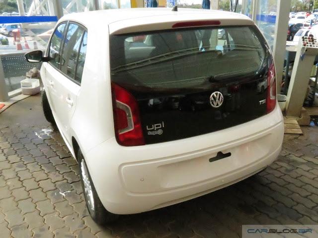 Volkswagen Up! TSI 2016 - versão Move