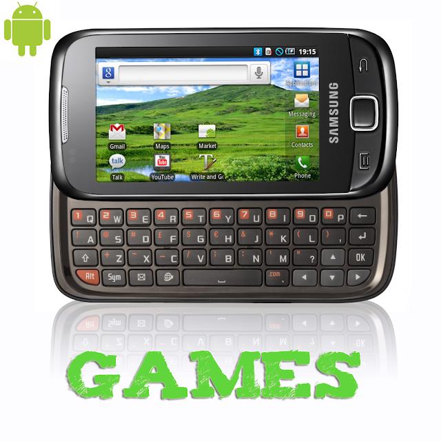 Pack de Jogos para Galaxy 551 240x400, Pack de 15 Jogos para seu