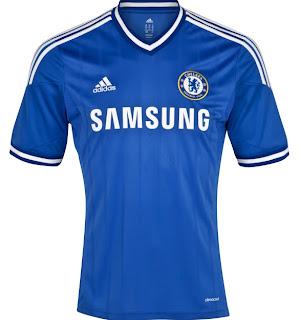 Jersey Grade Ori Chelsea Home season 13/14