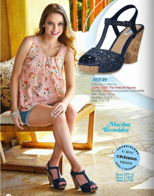 Zapatos Confort Cklass PV 2015