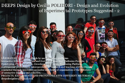 DEEPS Design by Cecilia POLIDORI - Design and Evolution of Experimental Prototypes Suggested - 2