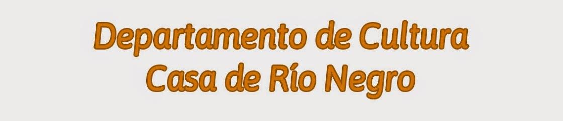 Fiestas Populares en Río Negro