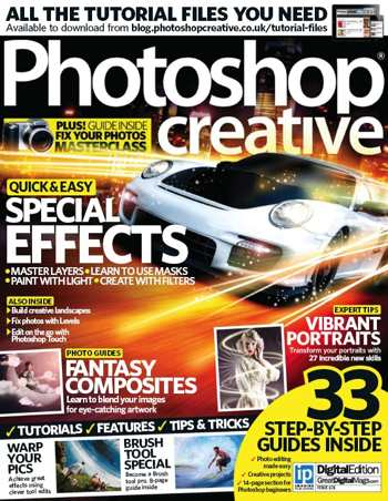 Photoshop Creative Magazine Issue 101 2013