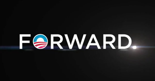 forward with obama