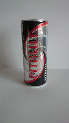 Pitbull Energy Drink- Recenzja