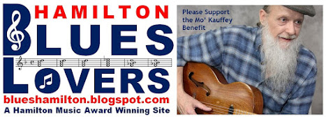 Click to Help Beloved Bluesman Mo' Kauffey