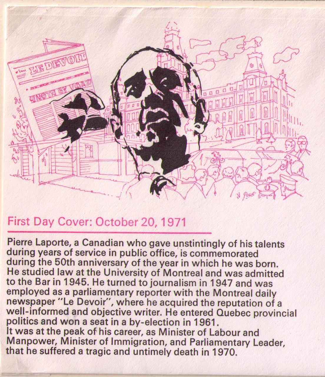october crisis 1970 - essay