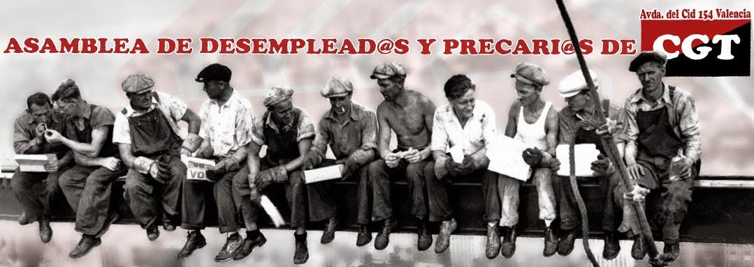 Asamblea Desemplead@s y Precari@s CGT