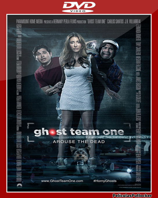 Ghost Team One [DVDRip][Latino][PL-MG]