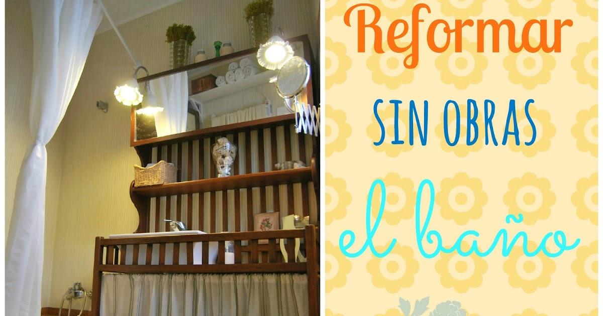 Casabel n blog reformar sin obras el ba o 2 parte - Reformar el bano sin obras ...