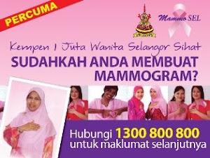 Sudahkah Anda Membuat Mammogram?