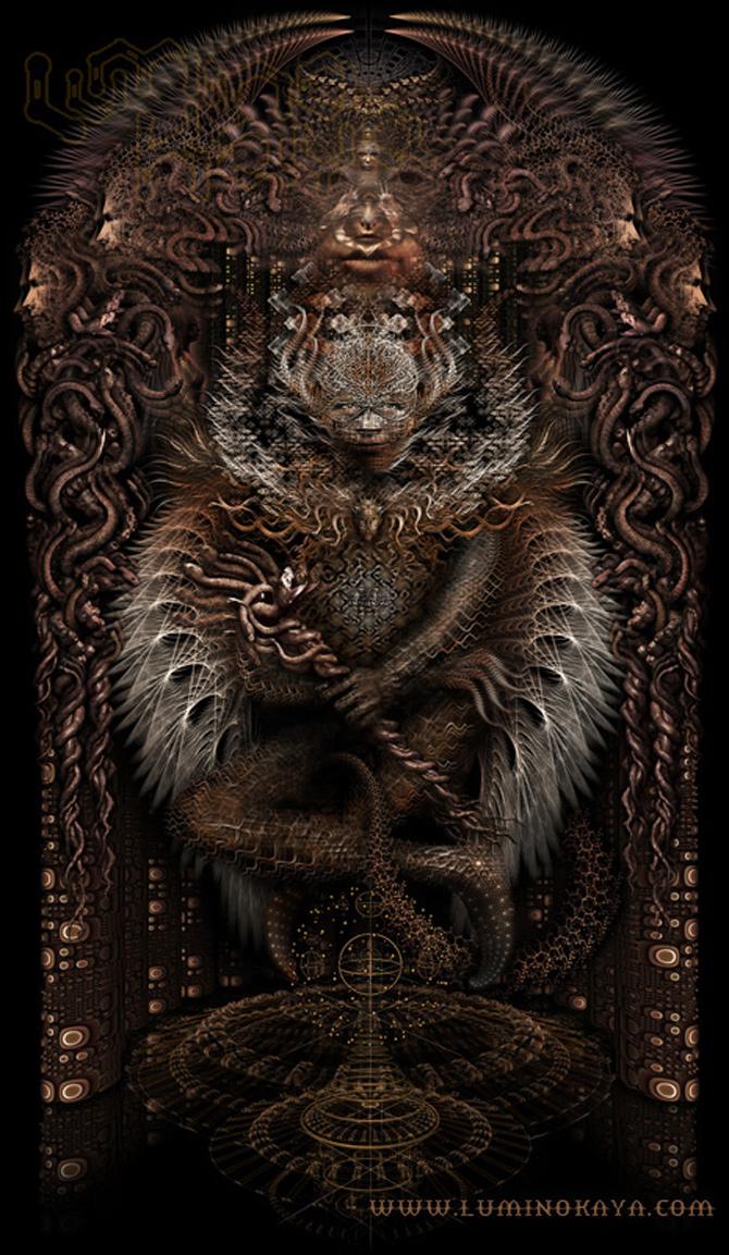 Meshuggah - Koloss artwork