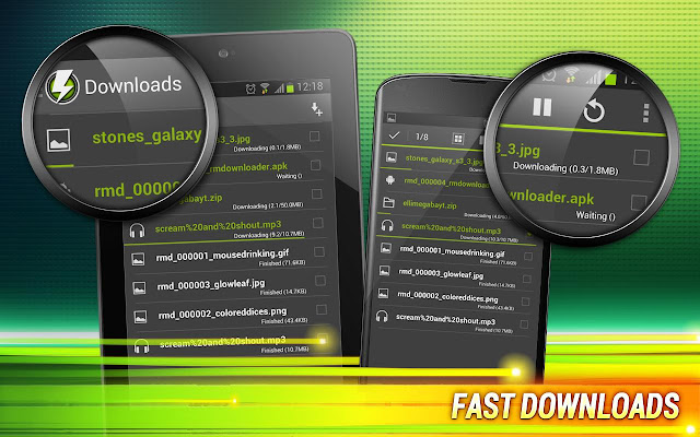 Advanced Download Manager Pro 5.0.0 APK