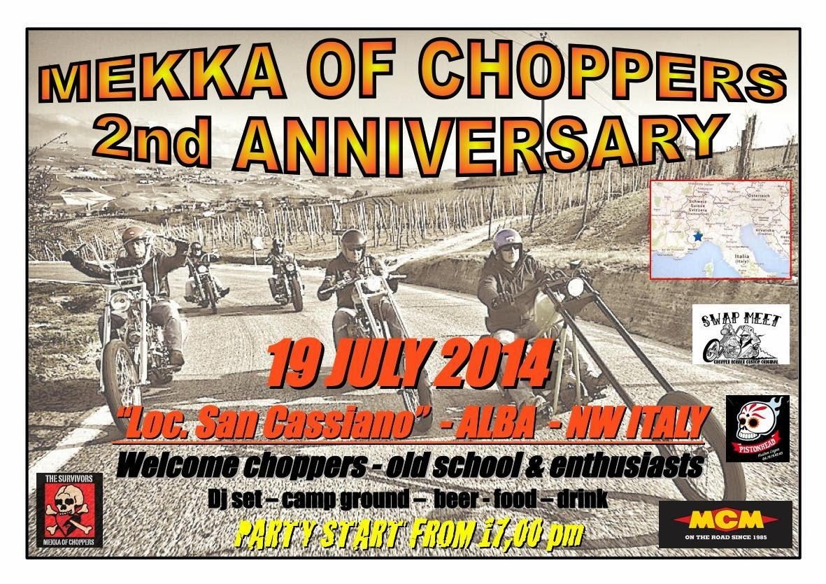 Mekka of Choppers...