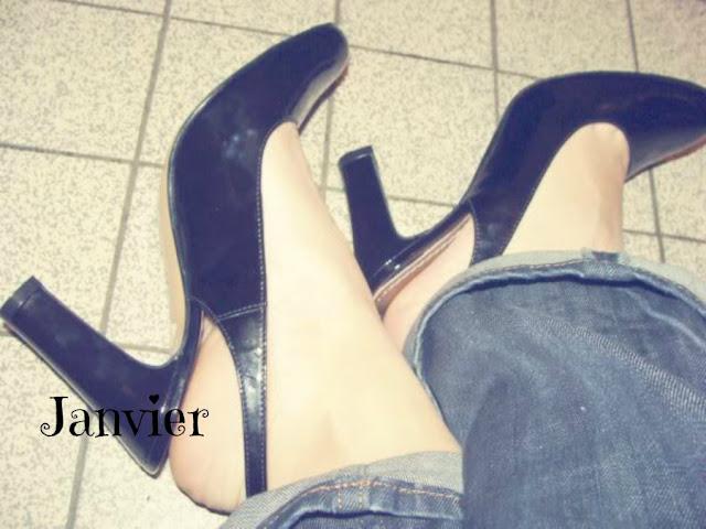 Rétrospective... 2012 en chaussures (concours inside)
