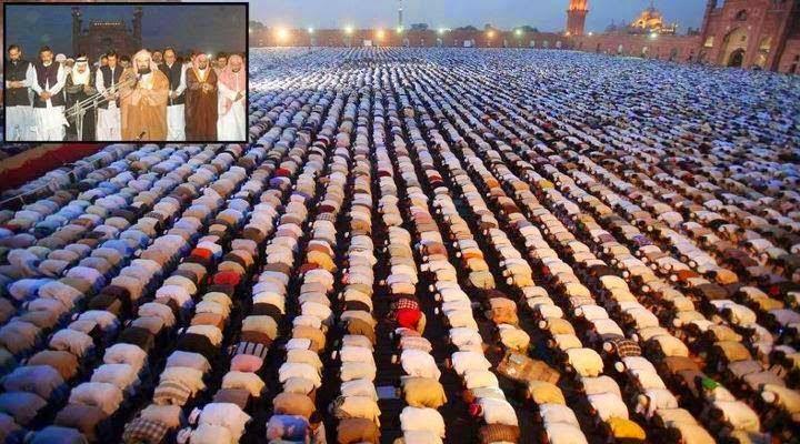 Kisah Seorang Amerika Masuk Islam Setelah Melihat Shaf Kaum Muslimin