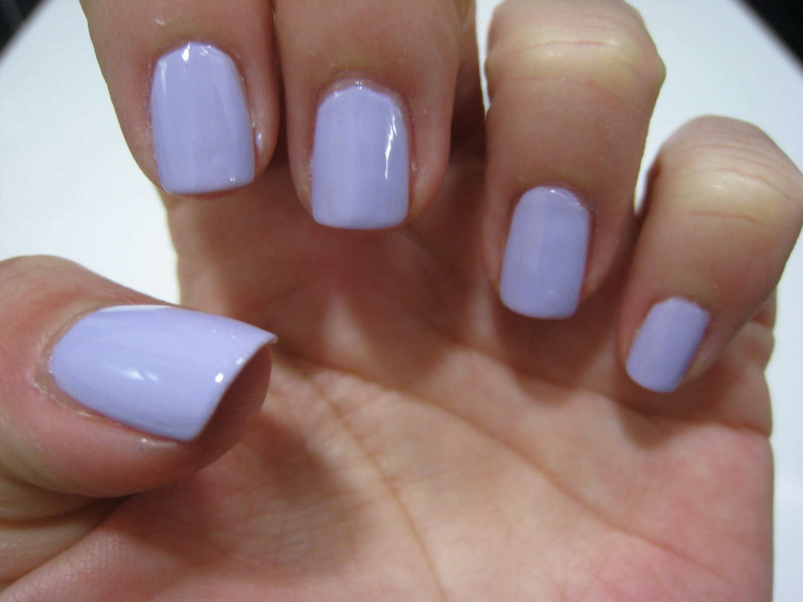 Shades of Neutral Me: Essie Nail Polish in Lilacism
