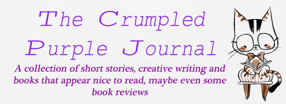 The Crumpled Purple Journal