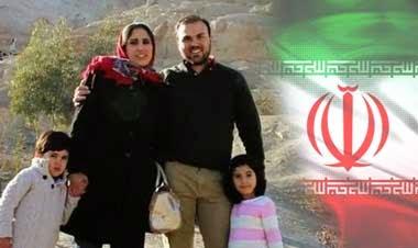 Saeed Abedini familia