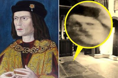 'Fantasma' do Rei Ricardo III é capturado por câmera na Catedral de Leicester