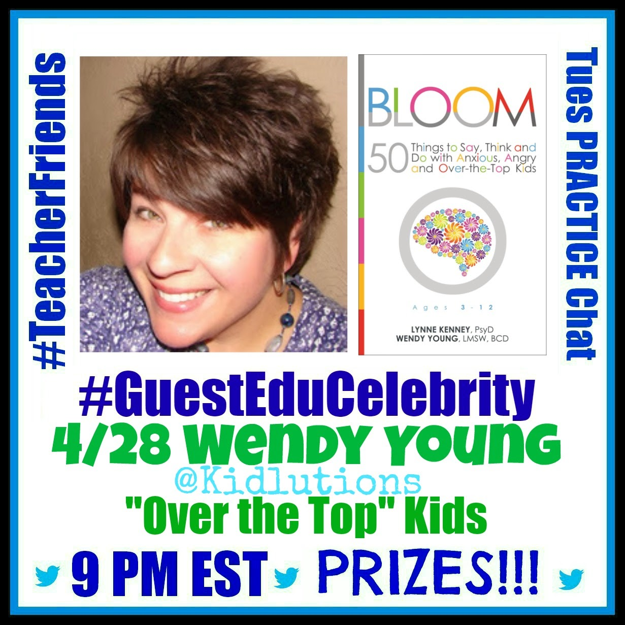 "#TeacherFriends Twitter Chat on the Topic ""Over the Top"" Kids: Anger and Trauma"