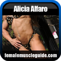 Alicia Alfaro Female Bodybuilder Thumbnail Image 2
