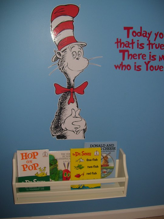 Cat In The Hat Wall Decal Pottery Barn