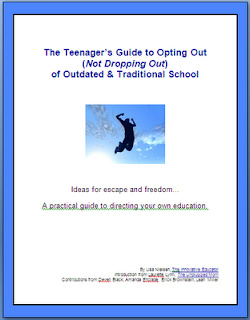 Teen Guide to Opting Out of School