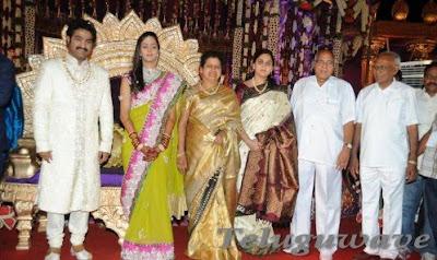 Jr NTR Wedding Photos