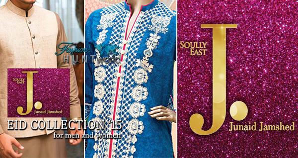 Junaid Jamshed Eid Catalog 2015-2016