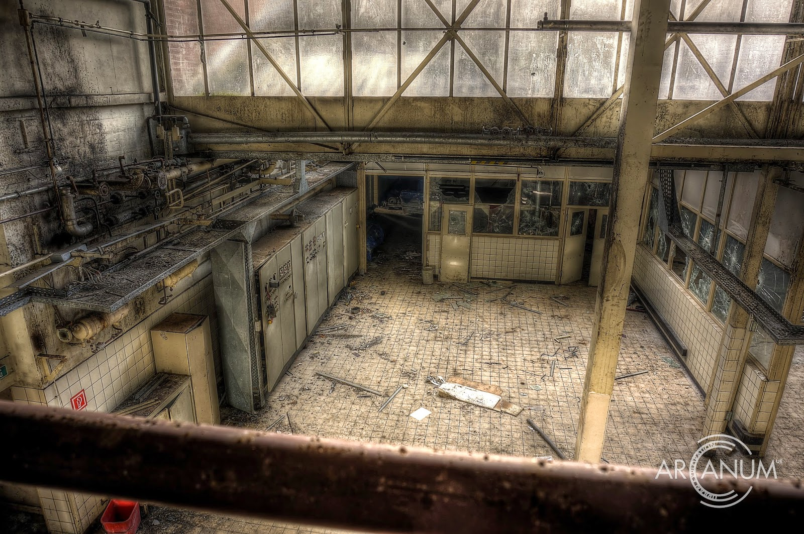 Abandoned Chocolate Factory