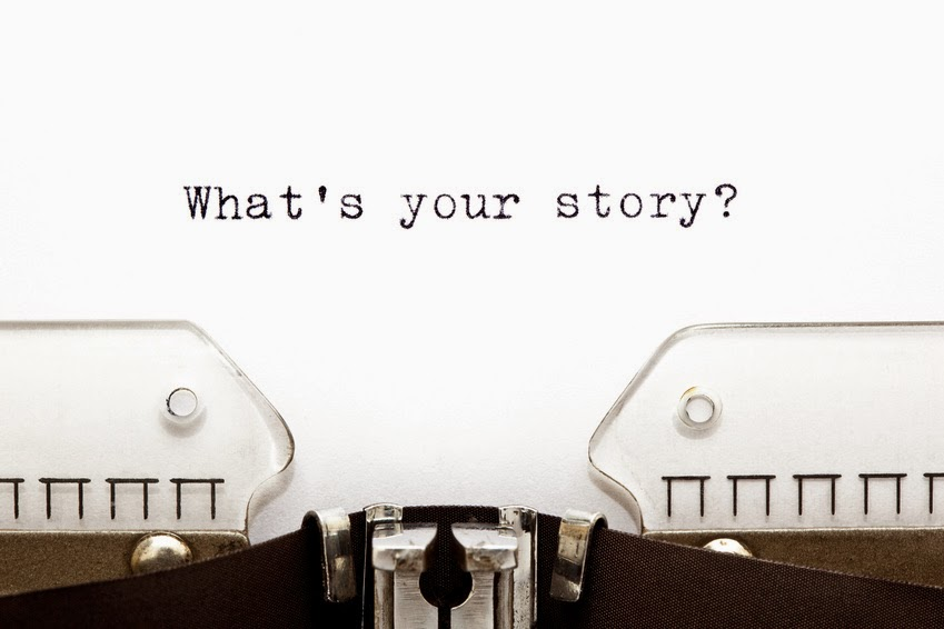 What's the difference between writing an essay and a story?