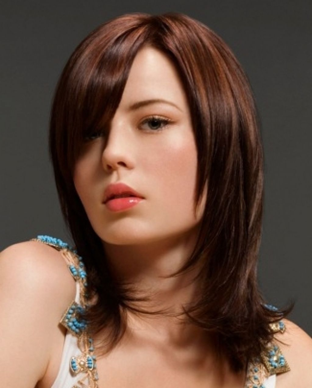 Quick And Easy Medium Hairstyles 2015 Best Shoulder Length
