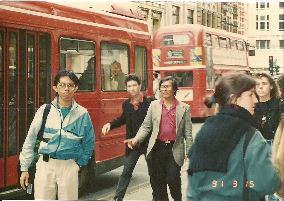 London, 1993